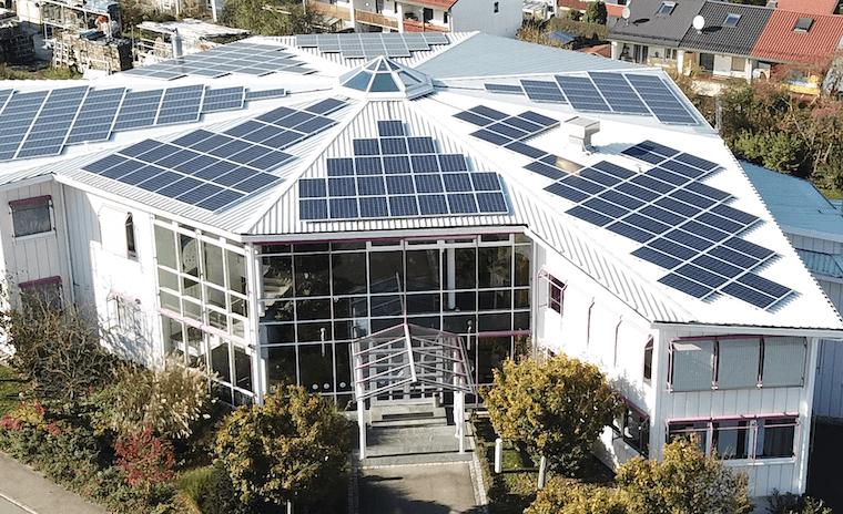 Photovoltaikanlagen Installation Schwendi  Elektro Ott